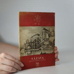 náhled knihy - Sázava. Slovanský klášter sv. Prokopa