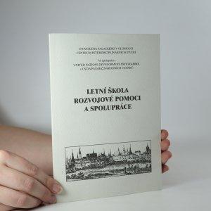 náhled knihy - Letní škola rozvojové pomoci a spolupráce