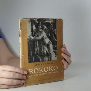 náhled knihy - Rokoko a konec baroku v Čechách