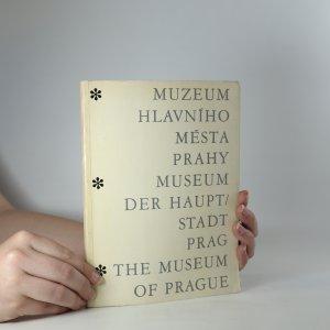náhled knihy - Muzeum hlavního města Prahy