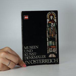 náhled knihy - Museen und Kunst-Denkmäler in Österreich