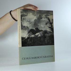 náhled knihy - Česká barokní krajina