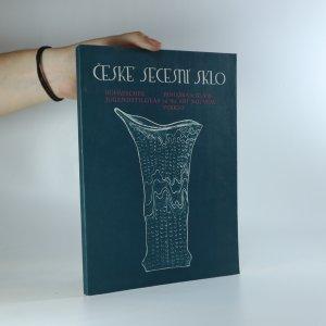 náhled knihy - České secesní sklo
