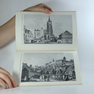 antikvární kniha Pražský hrad očima staletí, 1979