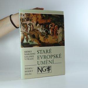 náhled knihy - Staré evropské umění