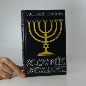 náhled knihy - Slovník judaizmu