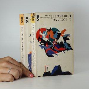 náhled knihy - Leonardo da Vinci. Díl I.-II. (2 svazky)