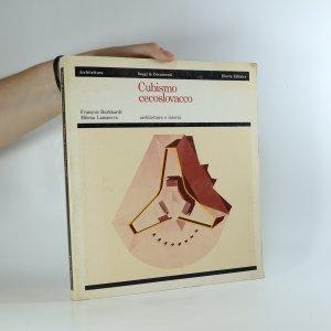 náhled knihy - Cubismo cecoslovacco. Architetture e interni