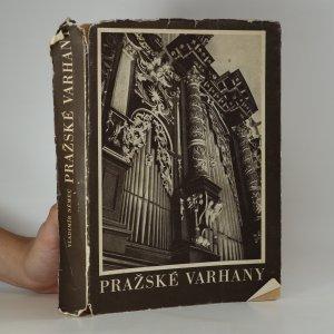 náhled knihy - Pražské varhany