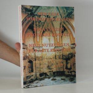 náhled knihy - Nová využití pro staré kostely