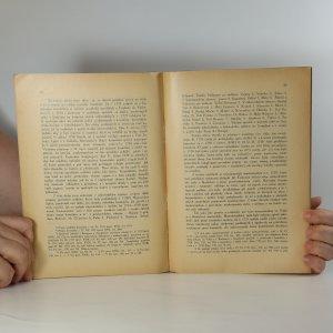 antikvární kniha Pohyb obyvatelstva v bývalé užské župě v první polovici 18. století (Zvláštní otisk z časopisu