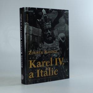 náhled knihy - Karel IV. a Itálie