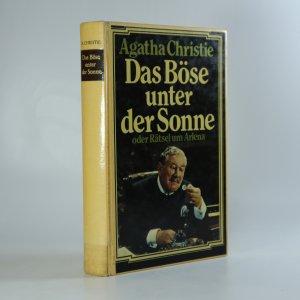 náhled knihy - Das Böse unter der Sonne oder Rätsel um Arlena