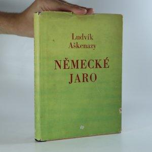 náhled knihy - Německé jaro