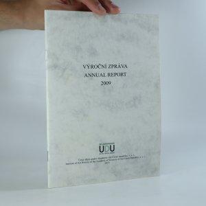 náhled knihy - Výroční zpráva ústavu dějin umění Akademie věd České republiky