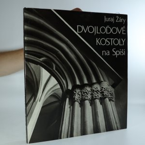 náhled knihy - Dvouloďové kostoly na Spiši