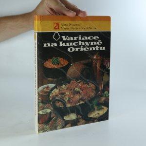 náhled knihy - Variace na kuchyně Orientu