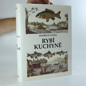 náhled knihy - Rybí kuchyně