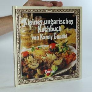 náhled knihy - Kleines ungarisches Kochbuch