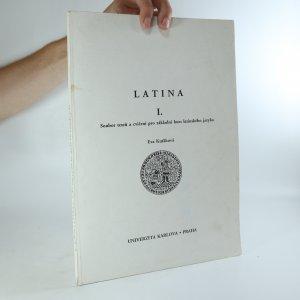 náhled knihy - Latina I.