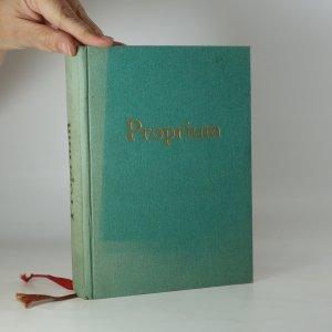 náhled knihy - Proprium. Denní modlitba církve (11. LD, doba během roku 1. - 17. týden))