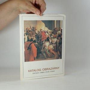 náhled knihy - Katalog obrazárny státního zámku Velké Losiny