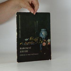 náhled knihy - Barokní zátiší. Obraz a skutečnost