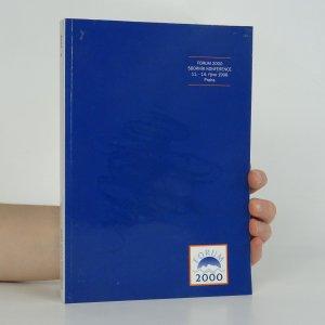 náhled knihy - Konference Forum 2000