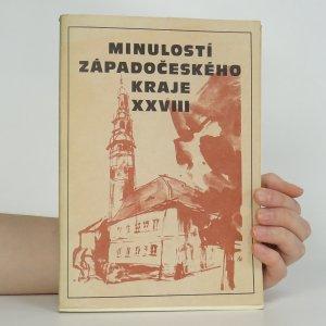 náhled knihy - Minulostí západočeského kraje XVIII. 1992