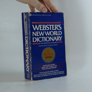 náhled knihy - Webster's New World Dictionary of the American Language