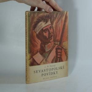 náhled knihy - Sevastopolské povídky