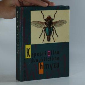 náhled knihy - Kapesní atlas dvoukřídlého hmyzu