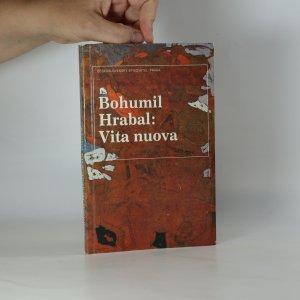 náhled knihy - Vita nuova. 2. díl trilogie