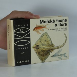 náhled knihy - Mořská fauna a flóra
