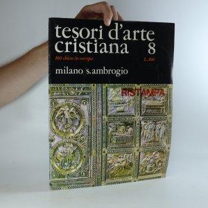 náhled knihy - Tesori d'arte cristiana 8