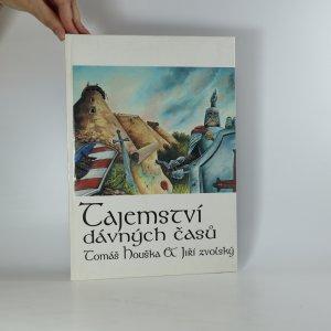 náhled knihy - Tajemství dávných časů
