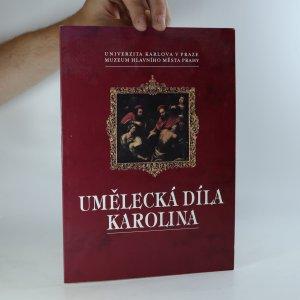 náhled knihy - Umělecká díla Karolina