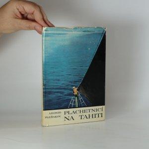 náhled knihy - Plachetnicí na Tahiti