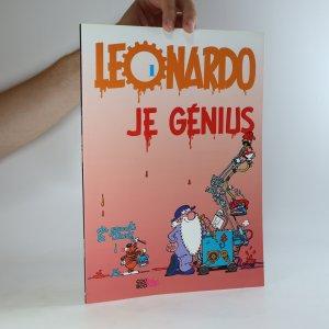 náhled knihy - Leonardo 1. Leonardo je génius