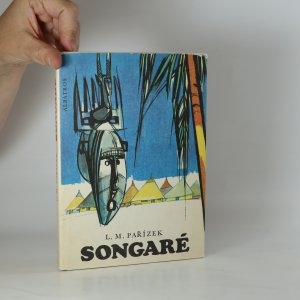 náhled knihy - Songaré