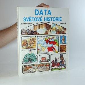 náhled knihy - Data světové historie