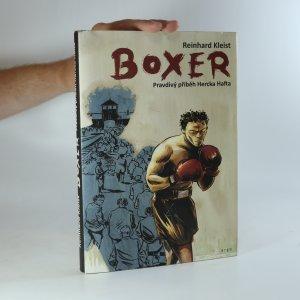 náhled knihy - Boxer. Pravdivý příběh Hercka Hafta