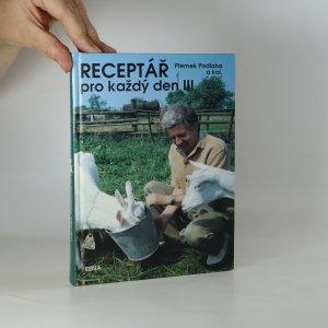náhled knihy - Receptář pro každý den III.