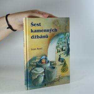 náhled knihy - Šest kamenných džbánů