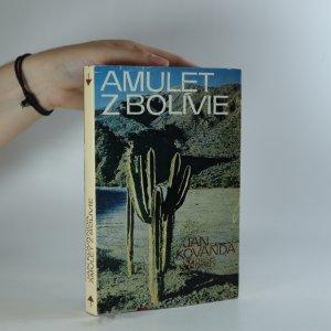 náhled knihy - Amulet z Bolívie
