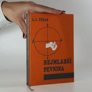 náhled knihy - Nejmladší pevnina