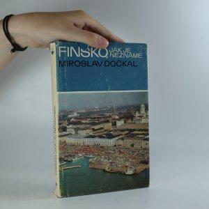 náhled knihy - Finsko, jak je neznáme