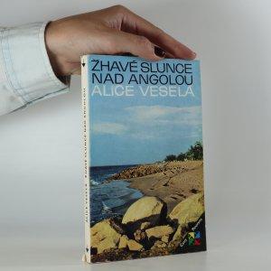 náhled knihy - Žhavé slunce nad Angolou