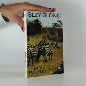 náhled knihy - Slzy slonů