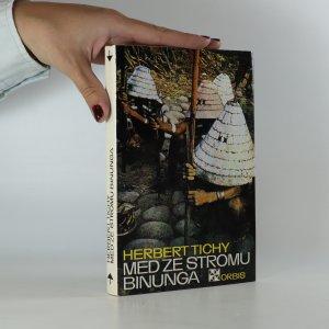 náhled knihy - Med ze stromu binunga
